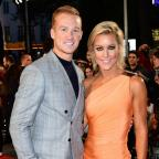 Redditch Advertiser: Is Strictly training too tough even for pro athlete Greg Rutherford?