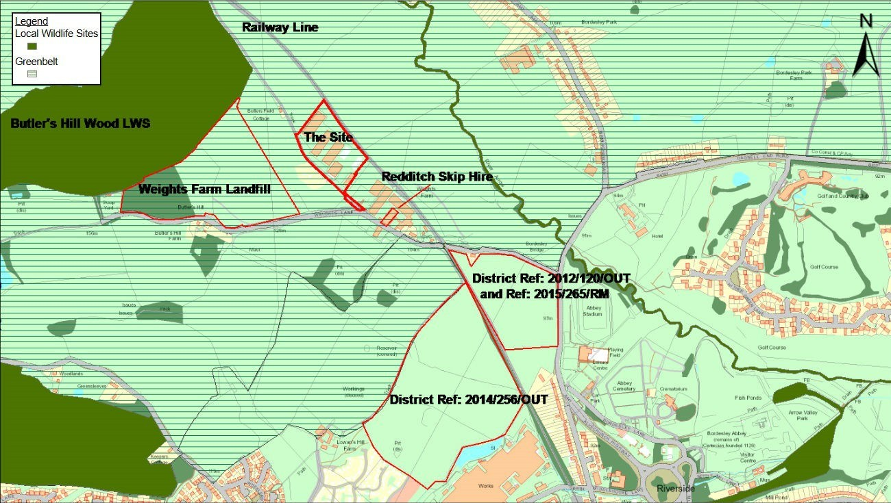 Ambitious waste site in Redditch given the go ahead Redditch