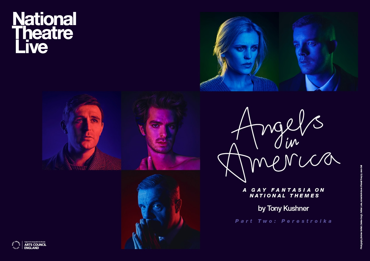 NT Live from London: Angels in America Part II