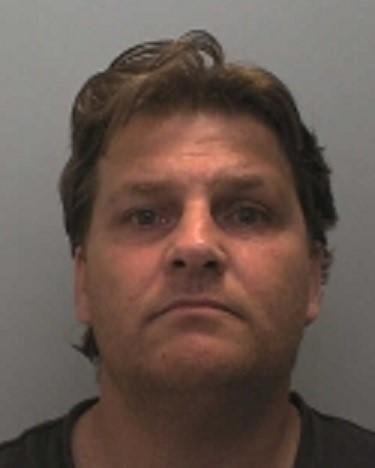 JAILED: Peter John Goodwin.