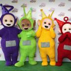 Redditch Advertiser: Stars turn out to celebrate the Teletubbies' 20th anniversary