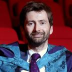 Redditch Advertiser: David Tennant 'chuffed' to have Mad To Be Normal premiere in Glasgow
