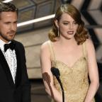 Redditch Advertiser: Emma Stone casts doubt over Warren Beatty's Oscars mix-up claim