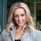 Redditch Advertiser: Corrie's Catherine Tyldesley relishes soap 'scrap' with Kym Marsh
