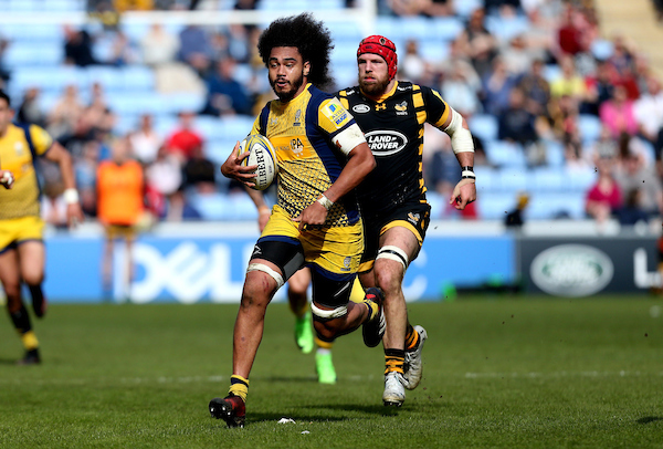Worcester Warriors' player ratings from the 40-33 defeat at Wasps (From Redditch Advertiser)