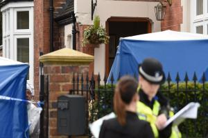 Boy, 13, and mother killed in 'horrifying' stab attack