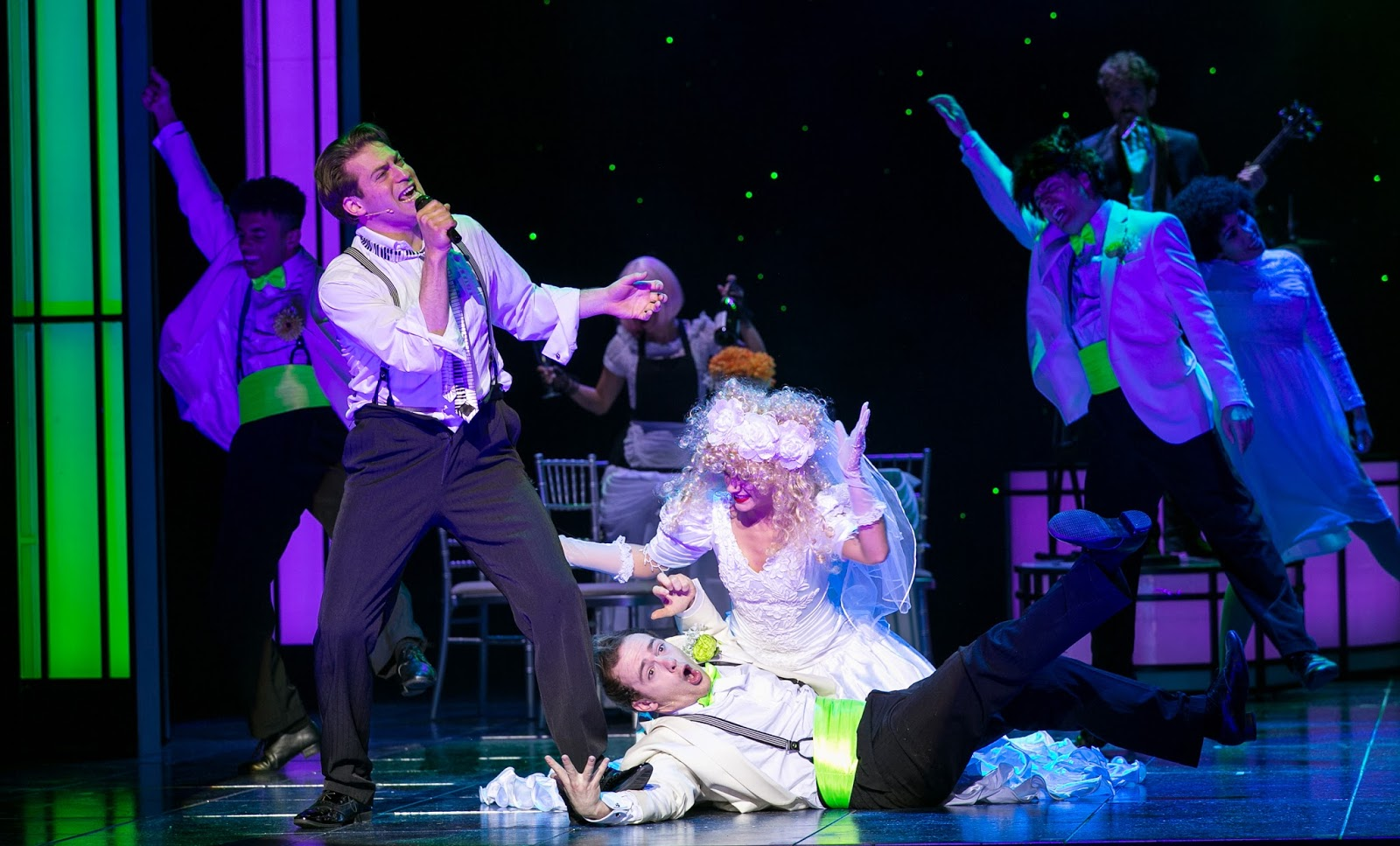THE WEDDING SINGER - Theatre Review (UK Tour)