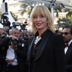 Redditch Advertiser: Uma Thurman presides over Un Certain Regard prize ceremony at Cannes