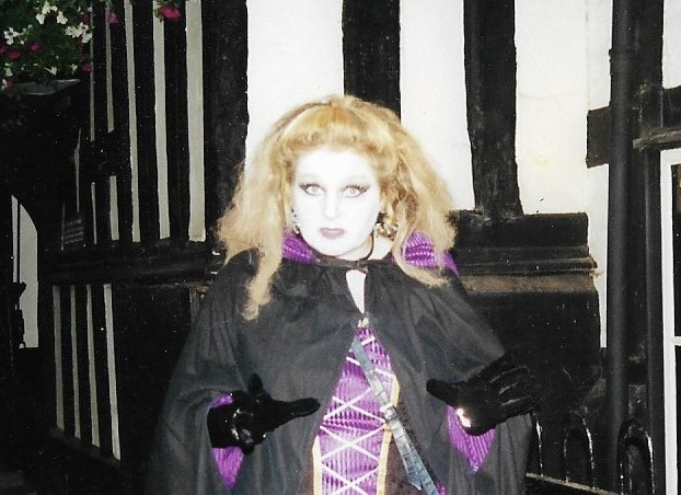 Halloween Ghost Walk around Ledbury