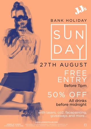 Bank Holiday Sunday