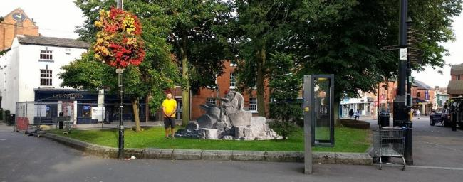 How the John Bonham memorial will look and where it could be placed