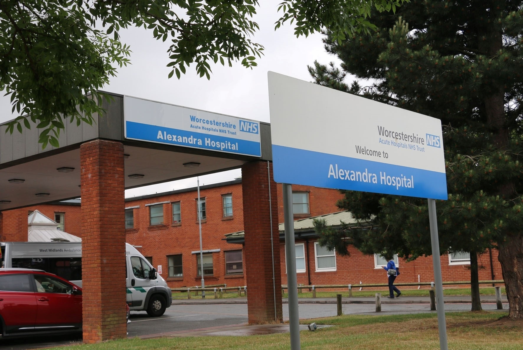 SAVINGS: The trust that runs Redditch's hospital admits savings need to be made after they were found to be over its deficit target by some £5.5 million
