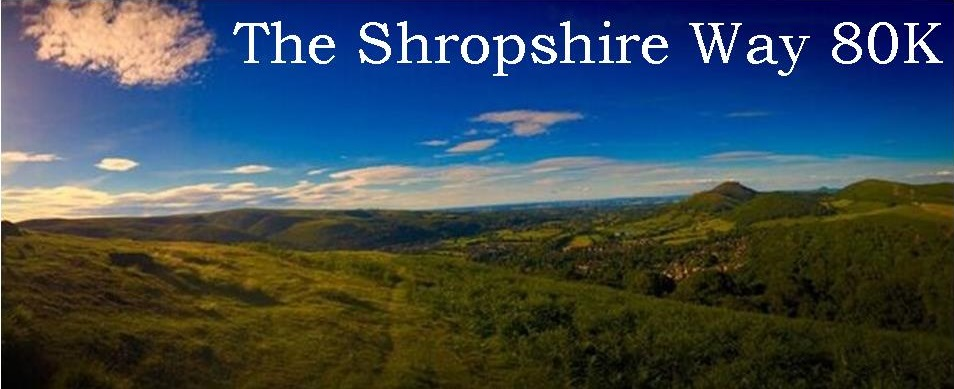 The Shropshire way 80k