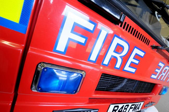 flats evacuated in kidderminster after fuse box fire redditch rh redditchadvertiser co uk  car fuse box caught fire