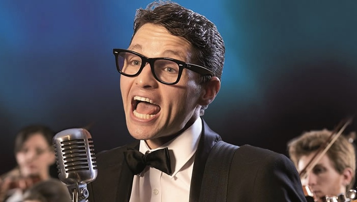 STILL TOURING: Relaying the legend of Buddy Holly - Buddy Holly and the Cricketers will be wowing audiences in Malvern and Birmingham in the new year.