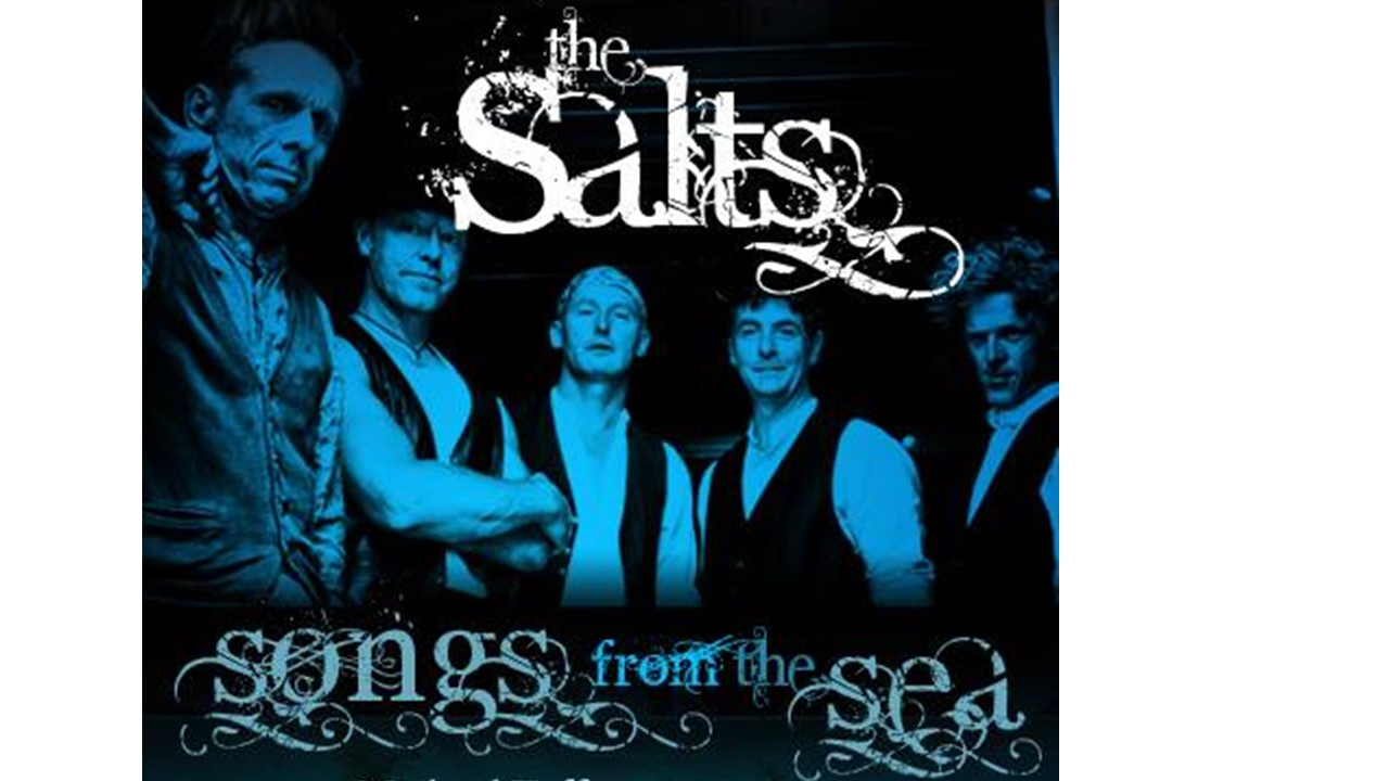 The Salts : Songs form the Sea