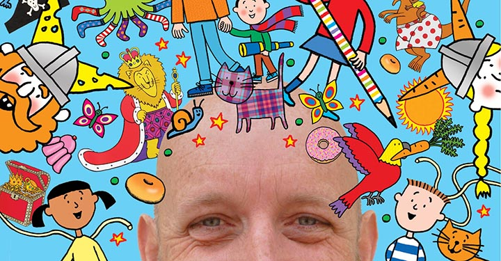 Nick Sharratt's Big Draw Along