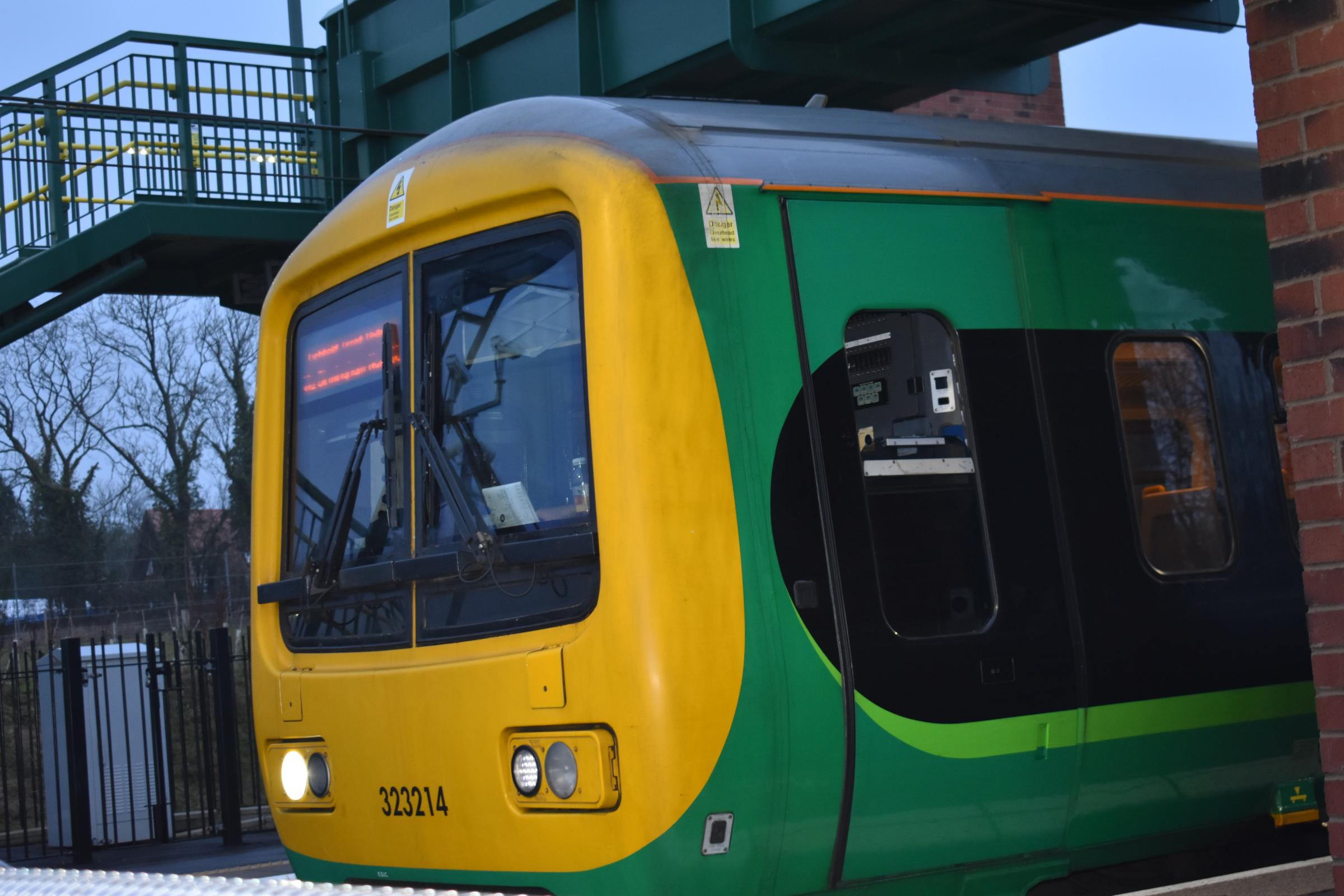 Train delays after ambulance called to station due to