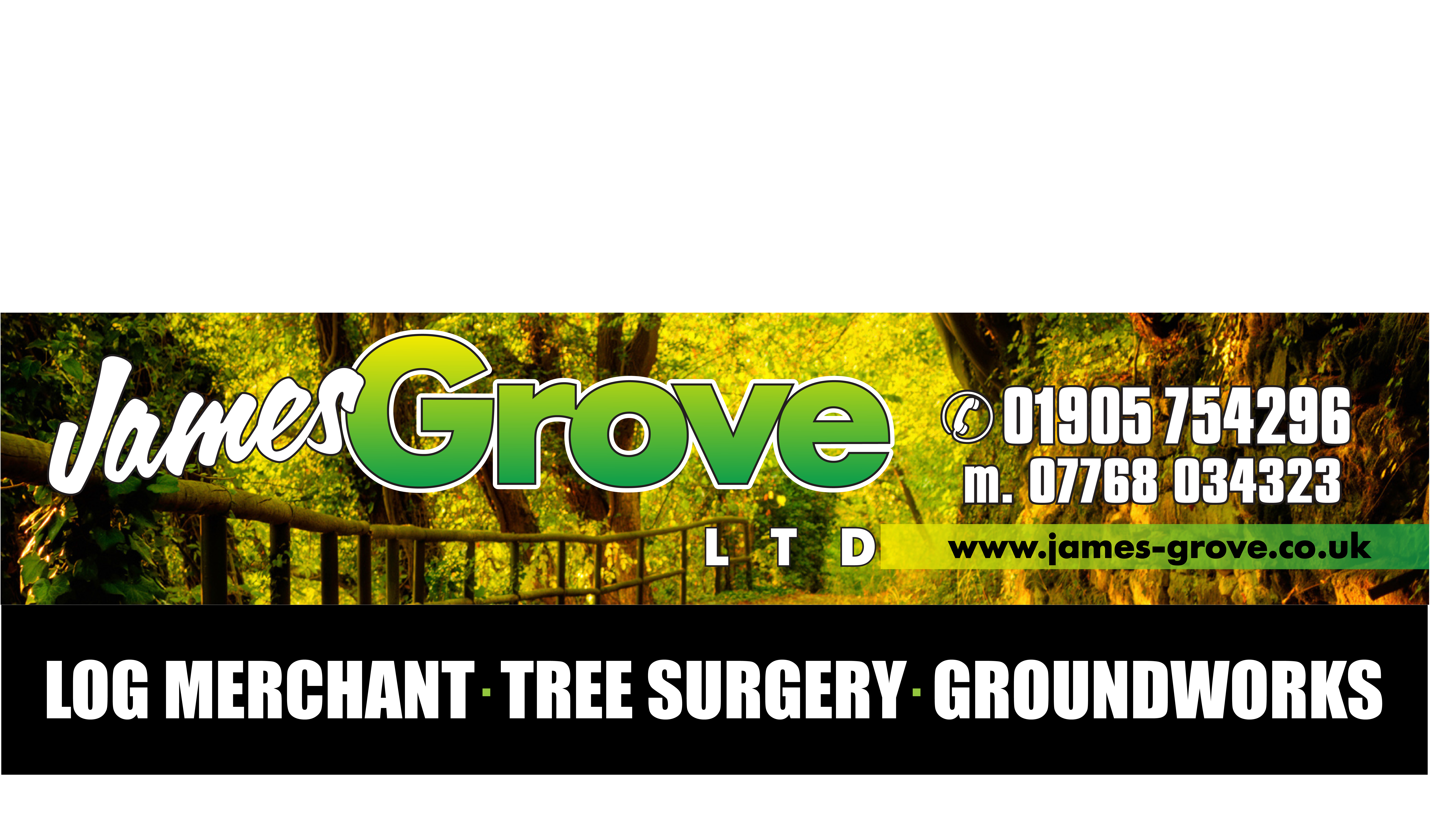 JAMES GROVE LTD