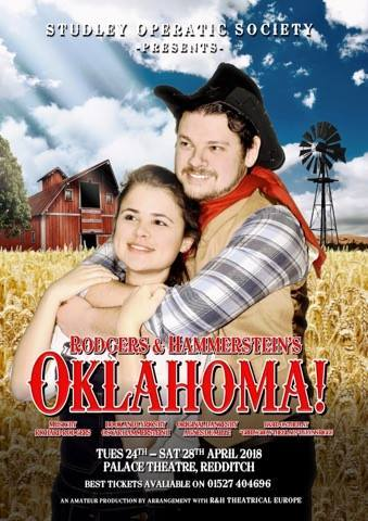 Studley Operatic Society will be performing the musical Oklahoma! at the Palace Theatre