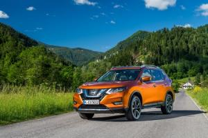 Road test: Nissan X-Trail
