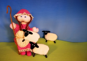 Sea Legs Puppet Theatre presents Little Bo Peep