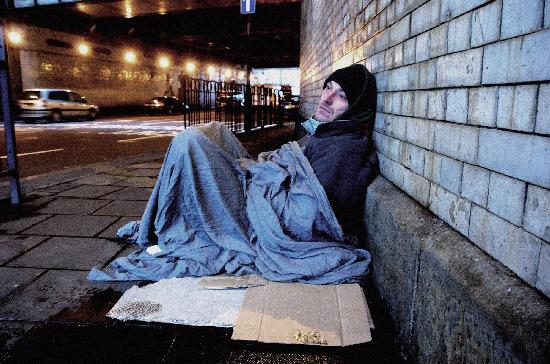 Redditch Advertiser: Action group launched to help the homeless