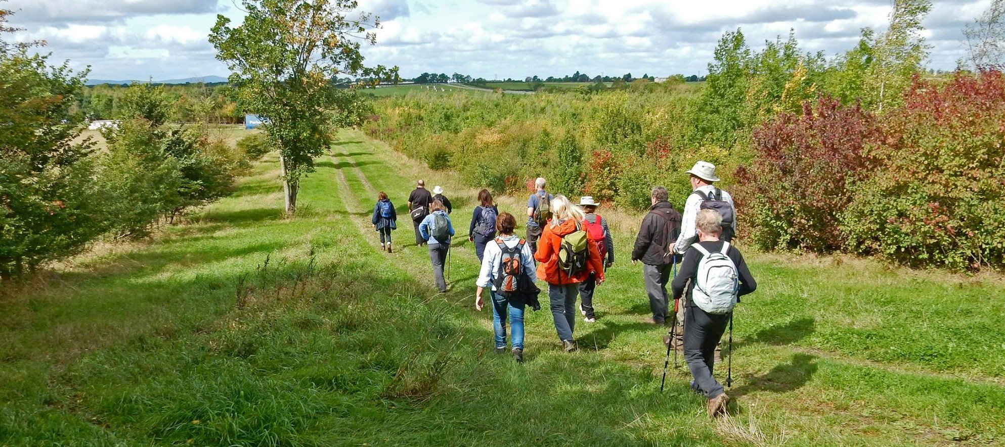Quaint villages walk from Pershore - Evesham Ramblers