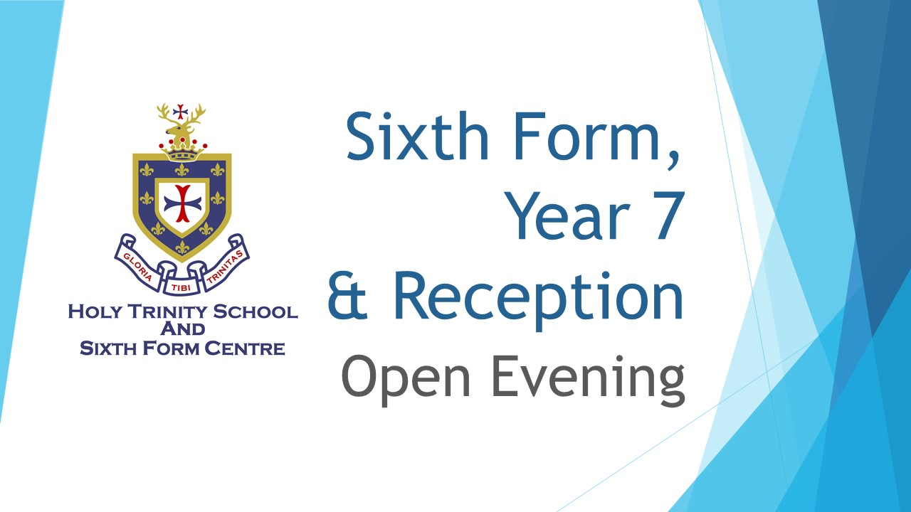 Sixth Form, Year 7 and Reception