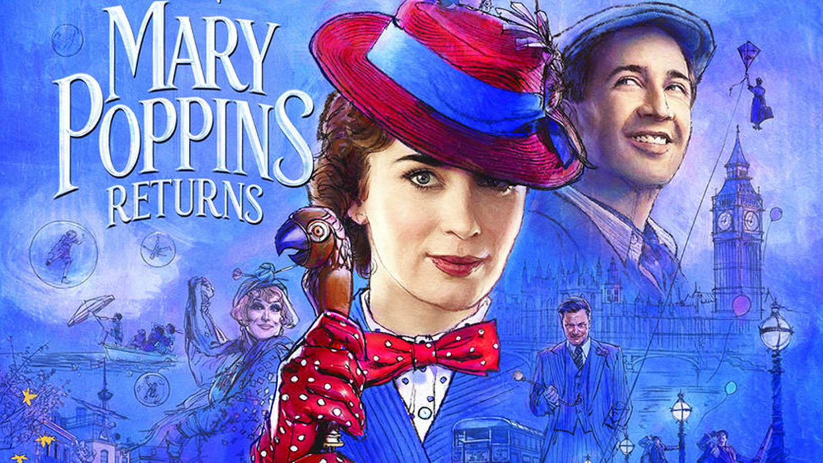 Mary Poppins - Flicks in the Sticks film