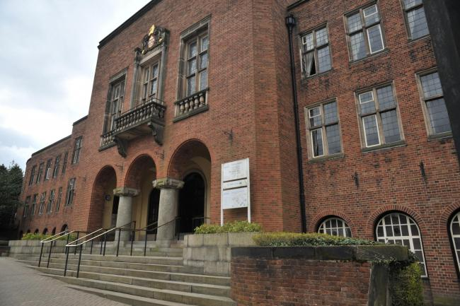 Dudley Council House is in line for a revamp.
