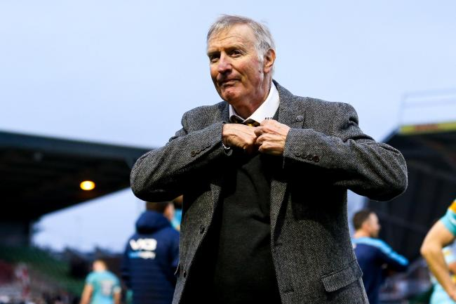 Director of rugby Alan Solomons. Picture: Robbie Stephenson/JMP