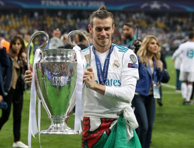 8a9d95df6 Real Madrid s Gareth Bale celebrates with the Champions League trophy -  could the Galacticos find the