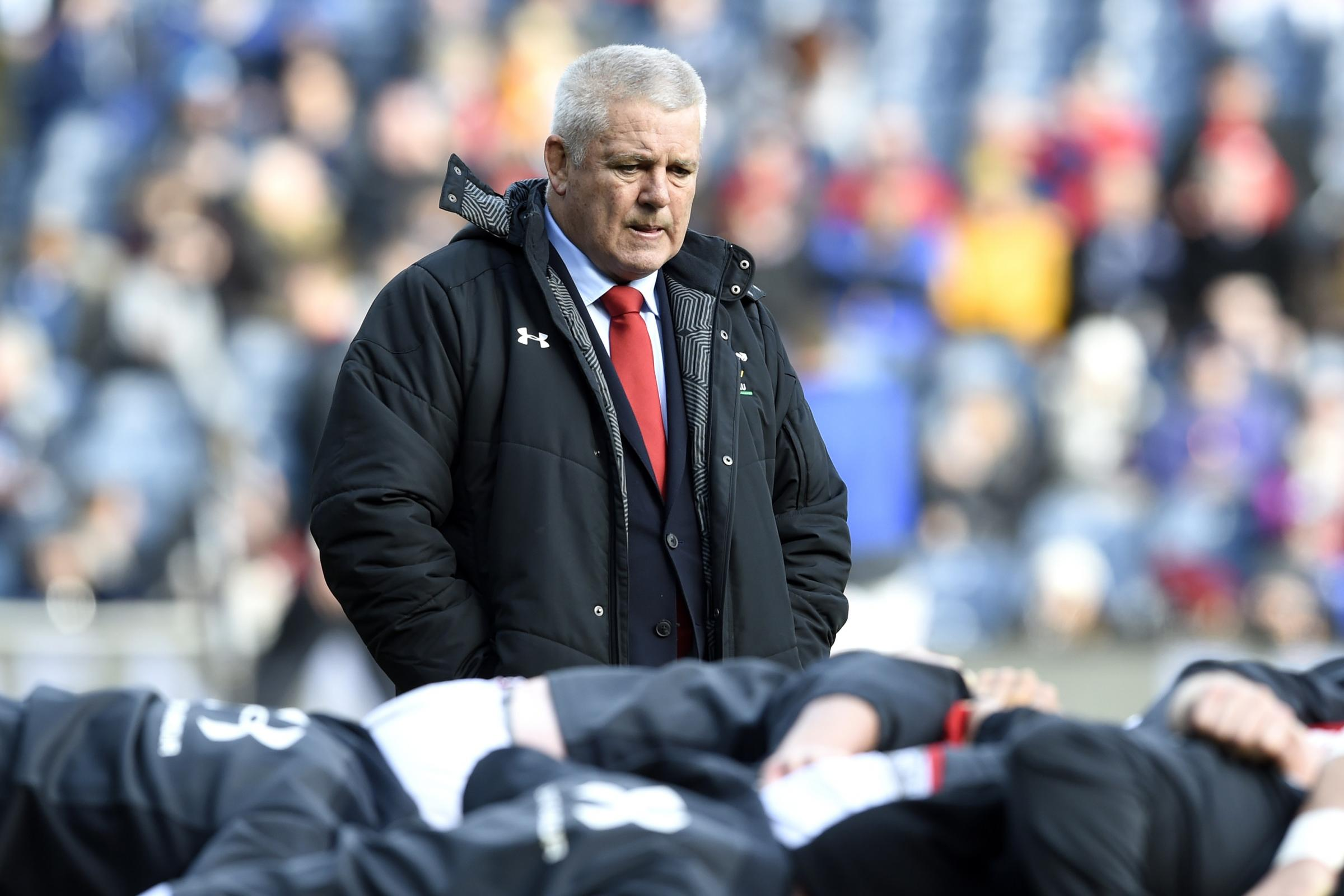 Warren Gatland's Wales are one win away from a Six Nations Grand Slam