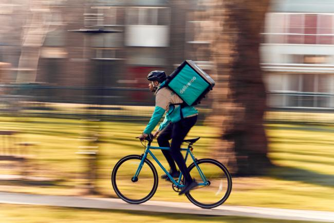 Deliveroo launches in Redditch today (Thursday, October 31). Picture: Mikael Buck / Deliveroo