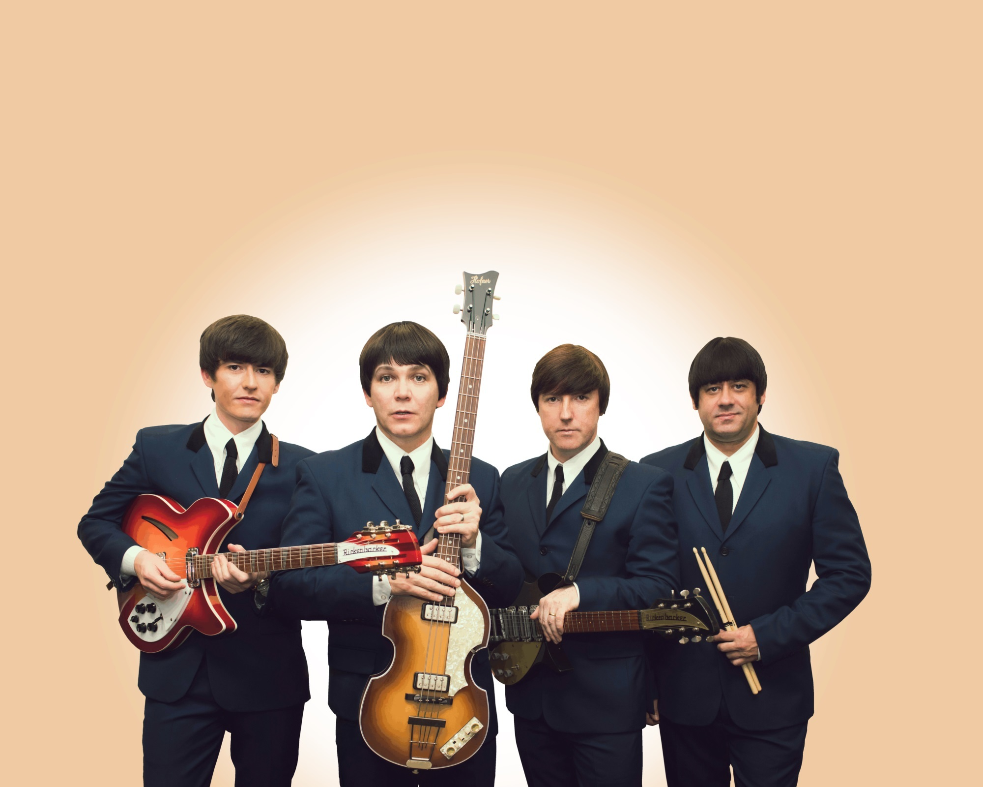 Do It On The Road: The Mersey Beatles
