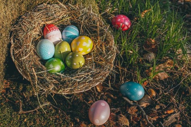 Can you crack the egg anagram and maze this Easter at Kingfisher?
