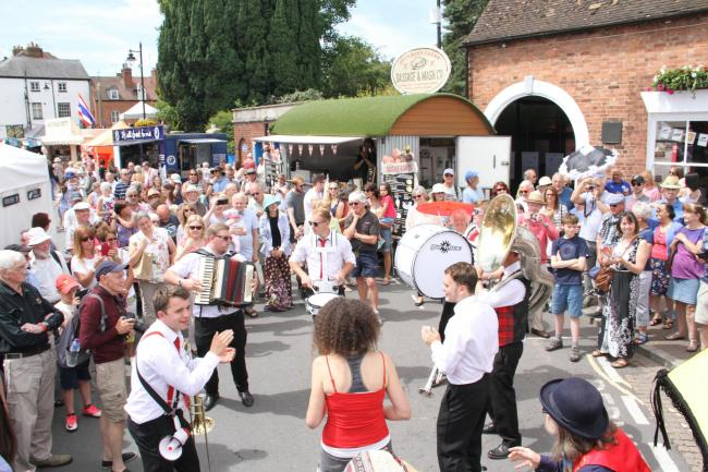 CONCERN: The future of the Upton Jazz Festival is in doubt. Photo: Matthew Dibble