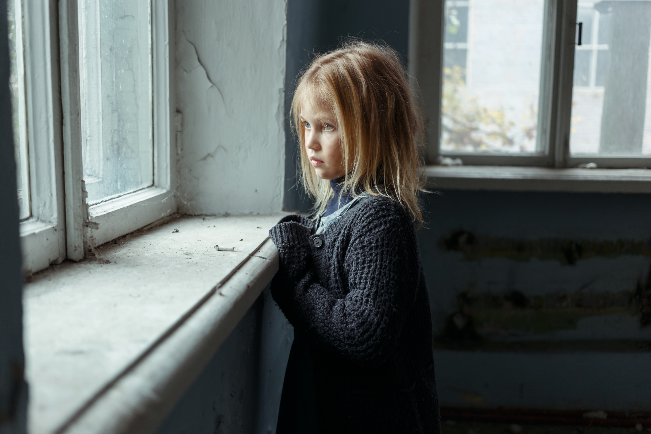 Around a third of children in Redditch are growing up in poverty, shocking new figures reveal. Picture: Getty Images.