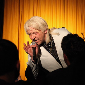 Clinton Baptiste in The Paranormalist Returns!
