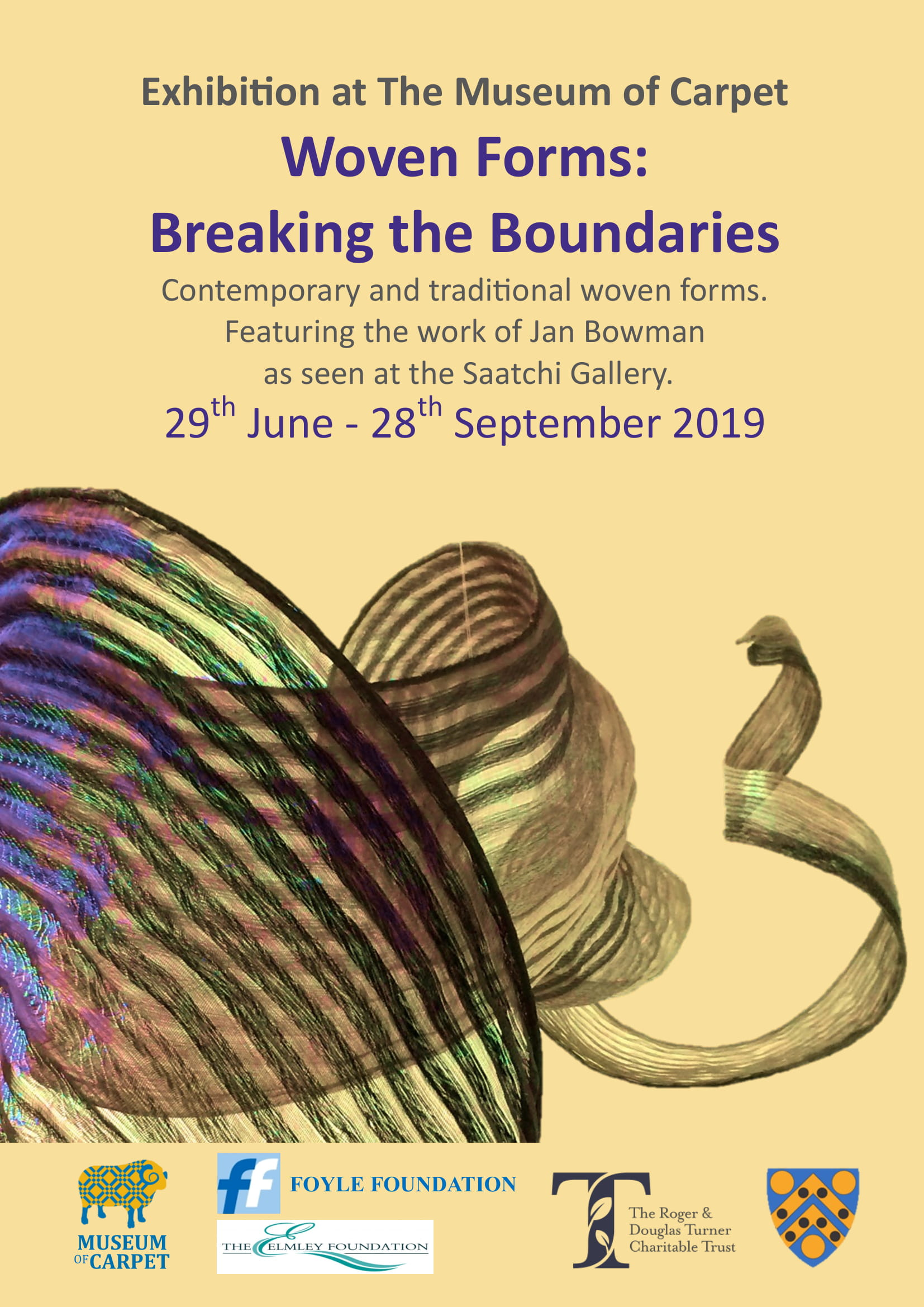 Woven Forms: Breaking the Boundaries